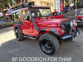BF GOODRICH TYRES FOR THAR/FORTUNER/ENDEAVOUR