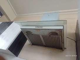 Faber 60cm Kitchen Chimney