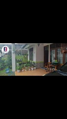 Dijual Rumah Asri Kampung Rawa Barat Pd. Pucung Bintaro Tangsel