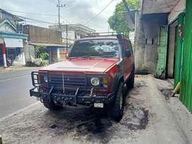 Chevrolet Trooper 1985 Long
