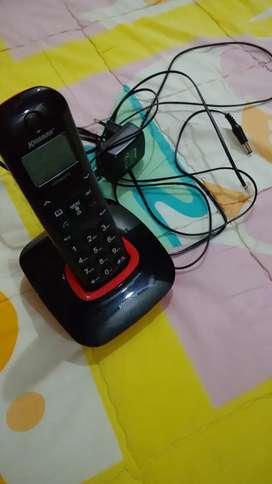 Jual Cordless Telephone Krisbow