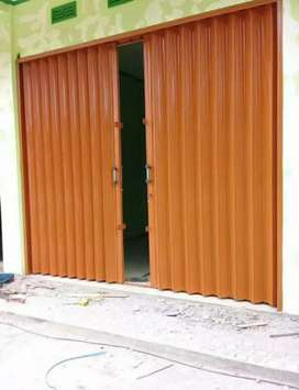 Folding gate dan Rolling door