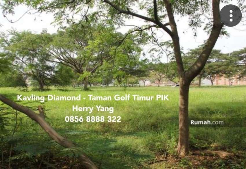 Kavling Tanah Diamond golf PIK Pantai Indah Kapuk