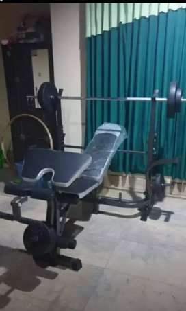 Bench pressh squad fullset familly draenssporty
