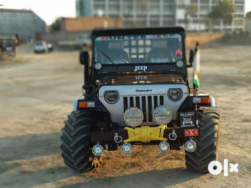 Jeep Thar gypsy fully customise 0