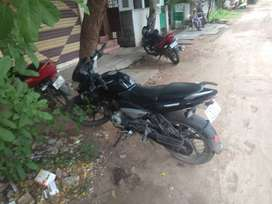Bajaj Pulsar 135 4 valve papers ready