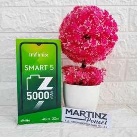 Infinix Smart 5 Garansi Resmi 1 Tahun. Martinz Ponsel KEDUNGMUNDU