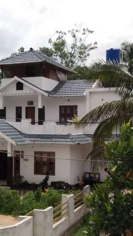 A house which is 2 km NEAR to SULTHAN bathery town,