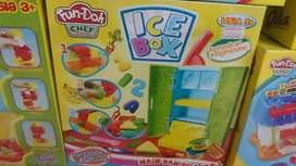 Fundoh ice box fun time