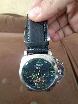 Jam tangan automatic panerai luminor militare