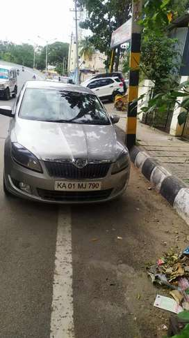 Skoda rapid 2nd owner
