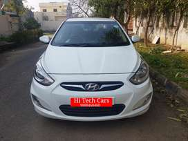 Hyundai Verna CRDI VGT SX A/T 1.5, 2011, Diesel