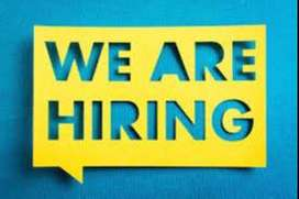 Now Hiring - Candidates for part time work on Sat and Sunday's