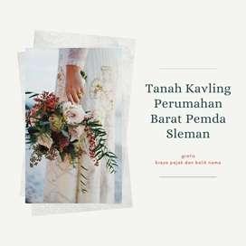 Free Pajak dan Notaris Kavling 2Jt-an/m Pecah Unit Di Jogja