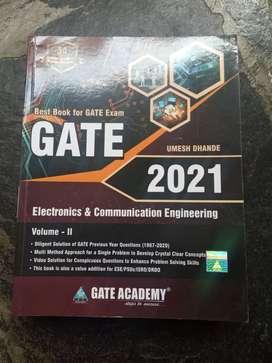 GATE ACADEMY 2021 ECE SET OF 4 BOOKS