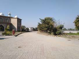 8 Marla Plot For Sale Ideal Garden Shaheenaabad Road Sargodha Punjab