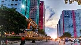 Jual Apartemen Green Pramuka City 2BR Furnished, Free Biaya2!