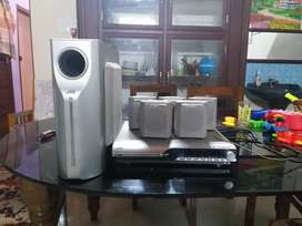 Home Theater (jvc)