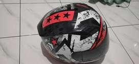 Helm KYT R10 mulus