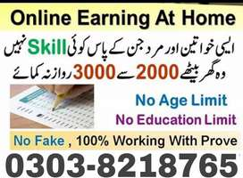 Online Advertisement part time