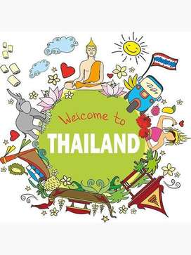 Job in Thailand