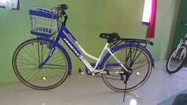 Dijual cepat sepeda phoenix