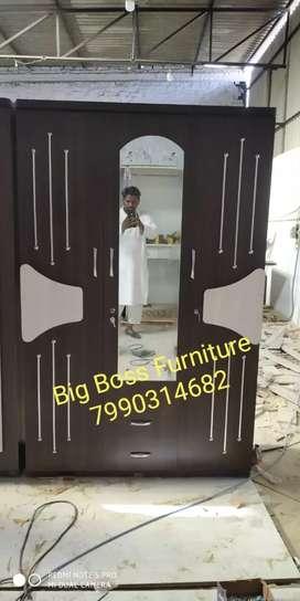 Brand New 3 Door Cupboard