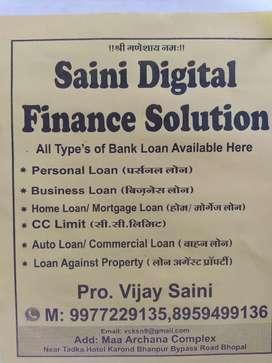 Saini digital finance and solution.  Loan  Marketing
