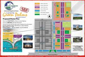 Green Palm Gwadar 5 Marla Confirmed Plot File