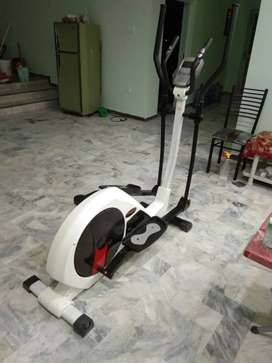 Apollo elliptical trainer very good condition , barely used