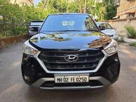 Hyundai Creta 1.6 VTVT E Plus, 2019, Petrol