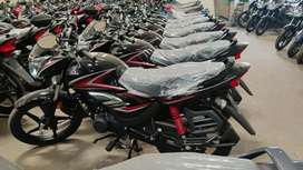 New Honda bs6 shine low down payment 15000  only
