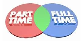 M N C OPPORTUNITY- PART TIME/FULL TIME-నో ఫీజు