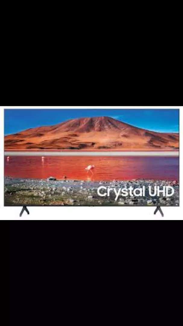 SAMSUNG NEW 2020 65 INC SMART TV UHD 4K HDR TYPE  UA65TU7000 0