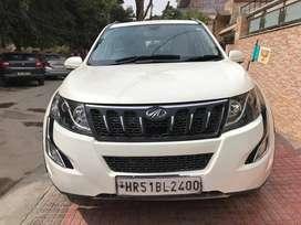 Mahindra XUV 500, W6, Oct 2016, White, Faridabad