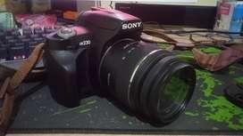 Jual Sony Alpha A230 KIT 18-55mm