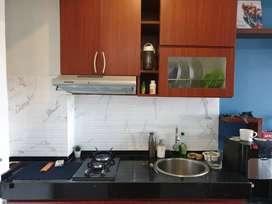 Di jual cepat unit apartment Pakubuwono terrace type studio fullFurnis