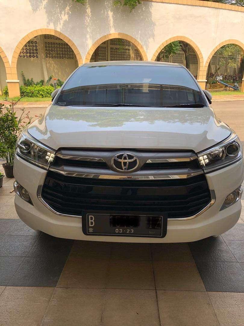 Innova V Luxury Diesel A/T 2018 0