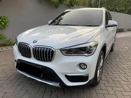 BMW X1 2018 xLine tipe tertinggi murah mulus (*glc200*x6*x4*x5)