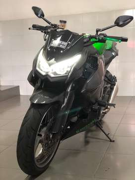 Kawasaki Z1000 2013 Full Modif 80 jt Low Km Reflash Carbon Full Paper