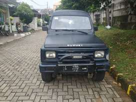 "Suzuki Katana 1990 Mulus Surat"" lengkap"