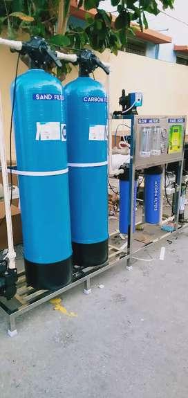 Ro water plant manufacturing company Bangalore Karnataka state India