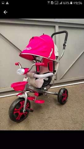 Sepeda stroller family F8101