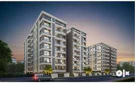 Invest in 3 BHK Apartment (Harni) Nr. Airport- The Status%Available at