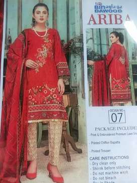 Branded suit eid special offer only 2500