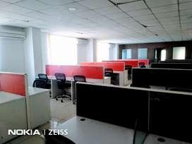 50 work station, 3cabin, Noida sector 63