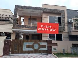Nice10 Marla 5 Bedroom Double kitchen House for sale in Bahria ph 2