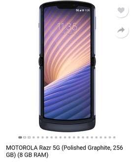 Motorola RAZR 8,256