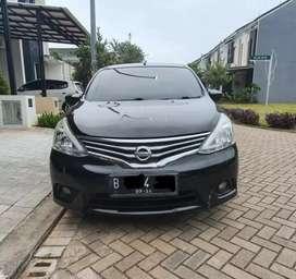 Nissan grand livina xv 2014