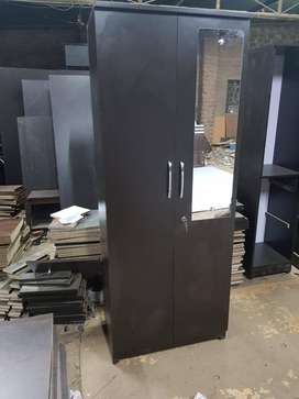 2 door brand new wardrobe in manufacture rate
